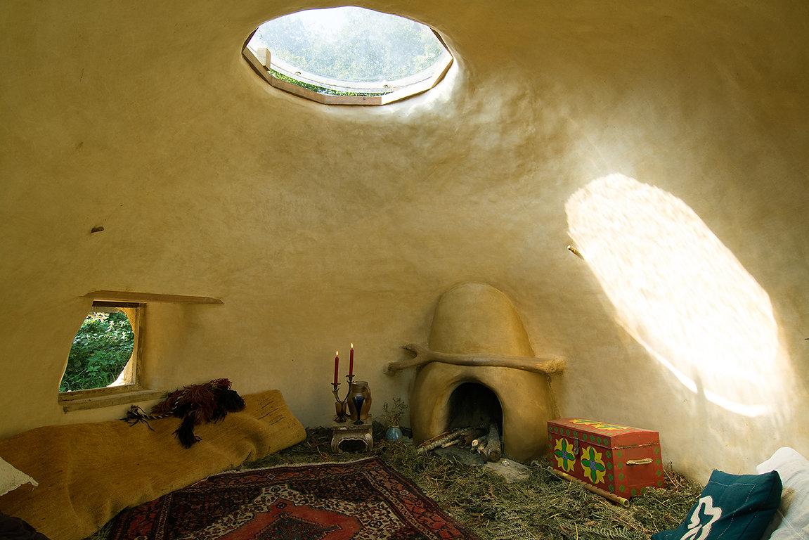 inside love-shack