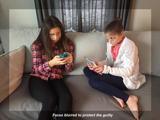 A social tipping-point?  The case for getting kids to Unplug