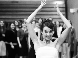 Popular Wedding Bouquet and Garter Toss Songs