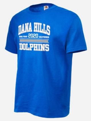 Dana Hills Football T-Shirt