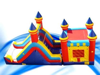 Mini Bouncer and Slide