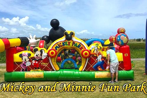 Mickey and Minnie Fun Park