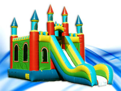 Castle Slide Combo