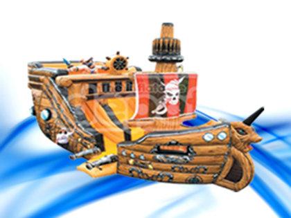 Barco Pirata II