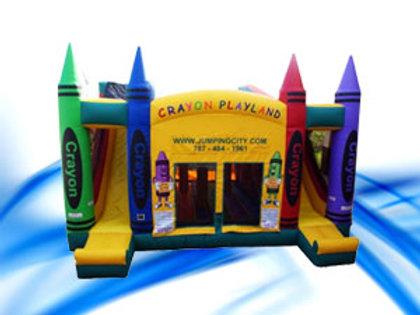 Combo Crayon 5-1, 2 chorreras