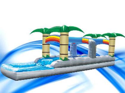 Run and Splash Tropical