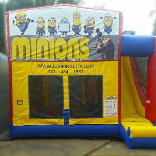5 en 1 Minions