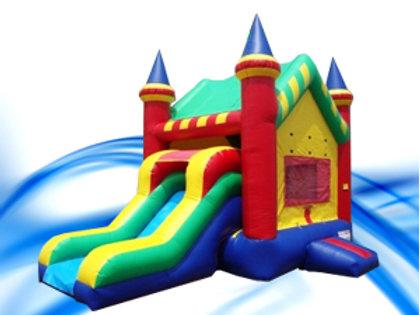 Mini jump & Slide