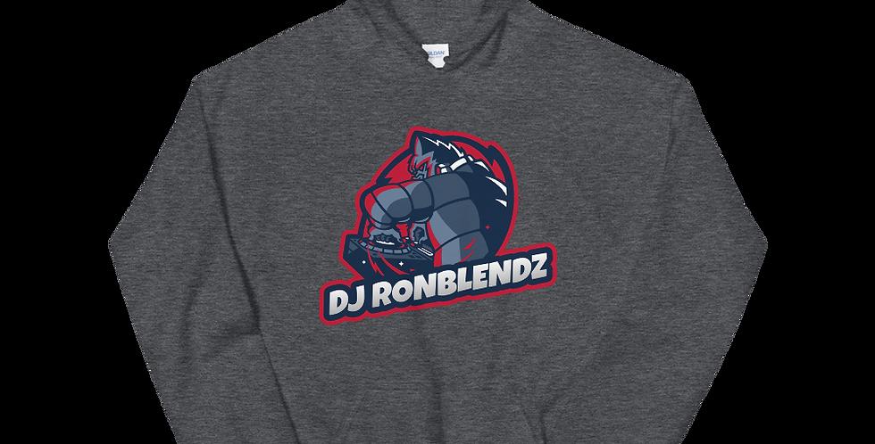 DJ Ron Blendz Hoodie