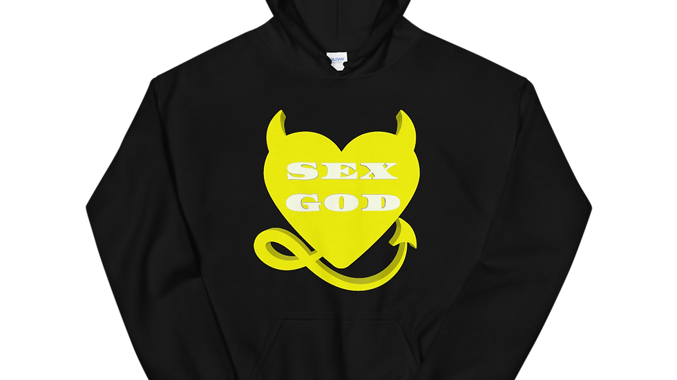 Sex God Limited Edition Hoodie