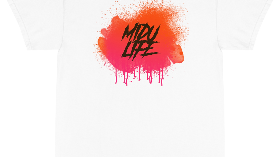 MiduLife Graf T-Shirt