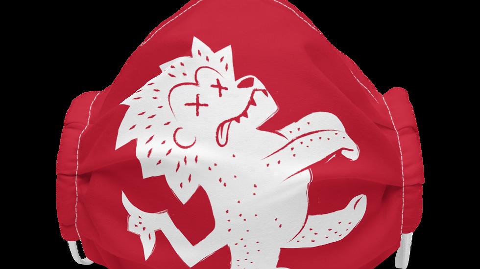 MiduLife Lionback Face Mask