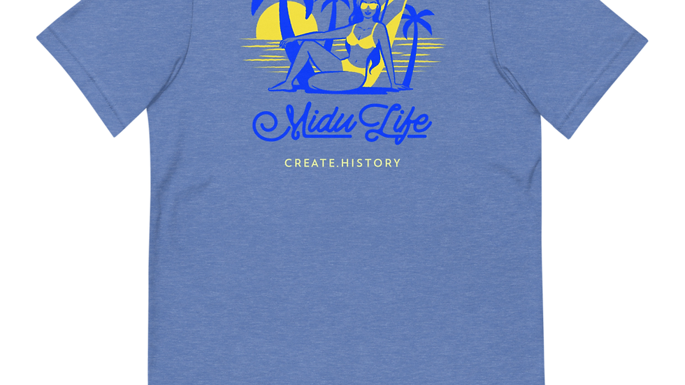 MiduLife Beach T-Shirt