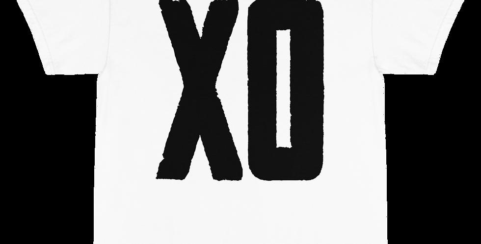 XO: HUGS N KISSES BLACK T-Shirt