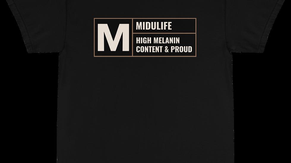MiduLife Melanin T-Shirt