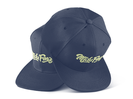 two-snapback-hats-mockup-over-a-null-bac