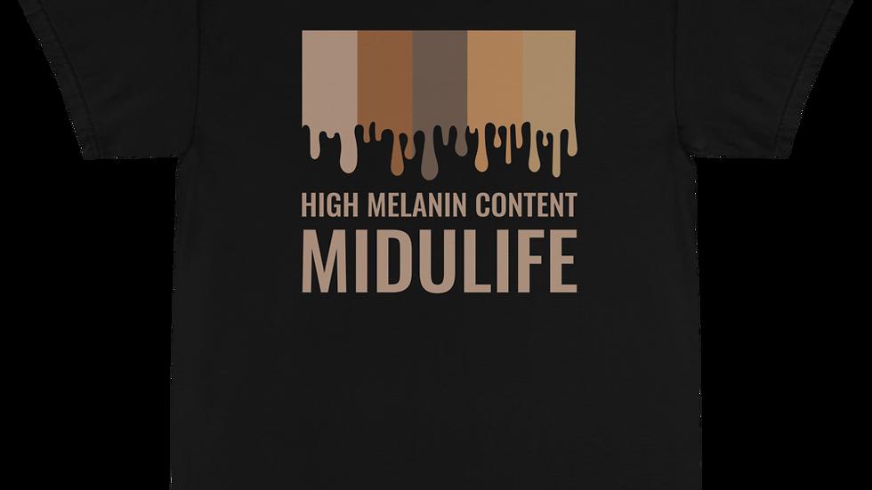MiduLife Melanin Drip T-Shirt