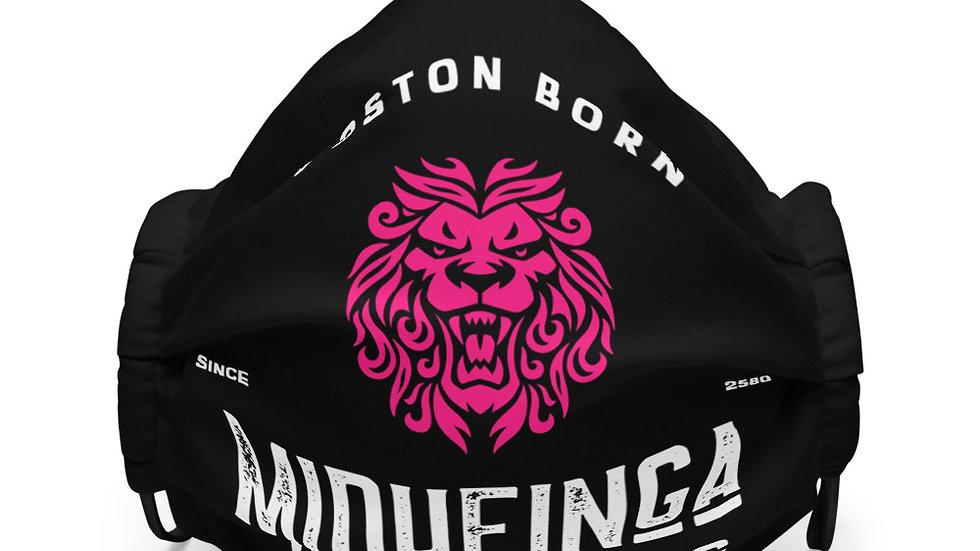 MiduLife Pink Logo Face MAsk