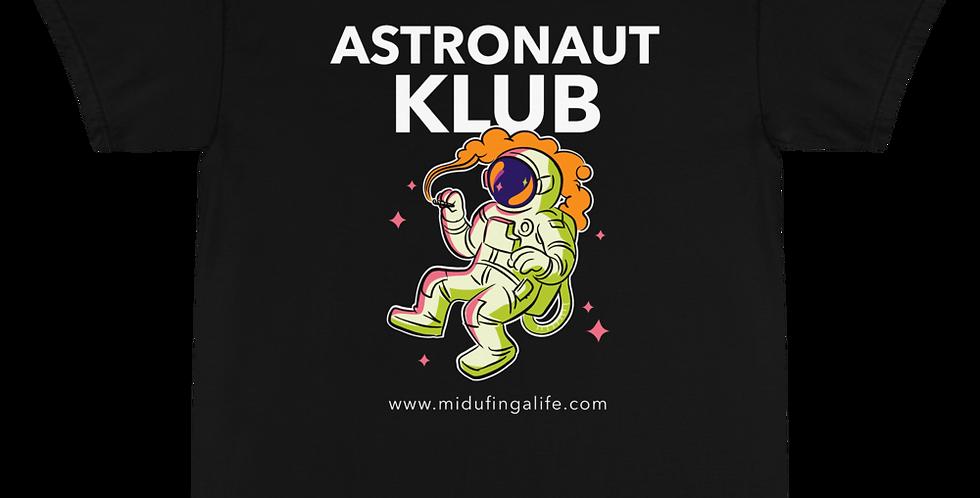 Astronaut Klub Short Sleeve T-Shirt