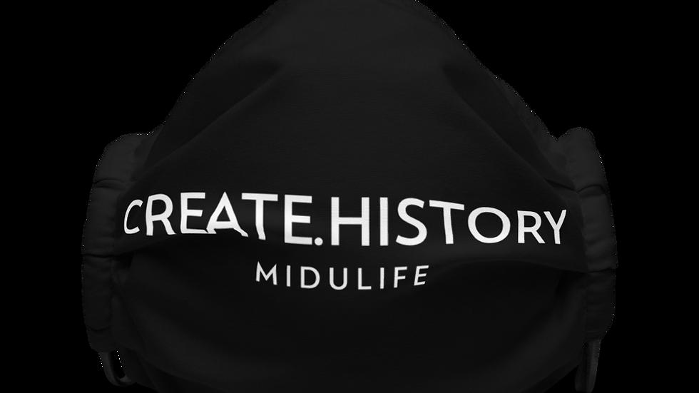 Create.History Face Mask
