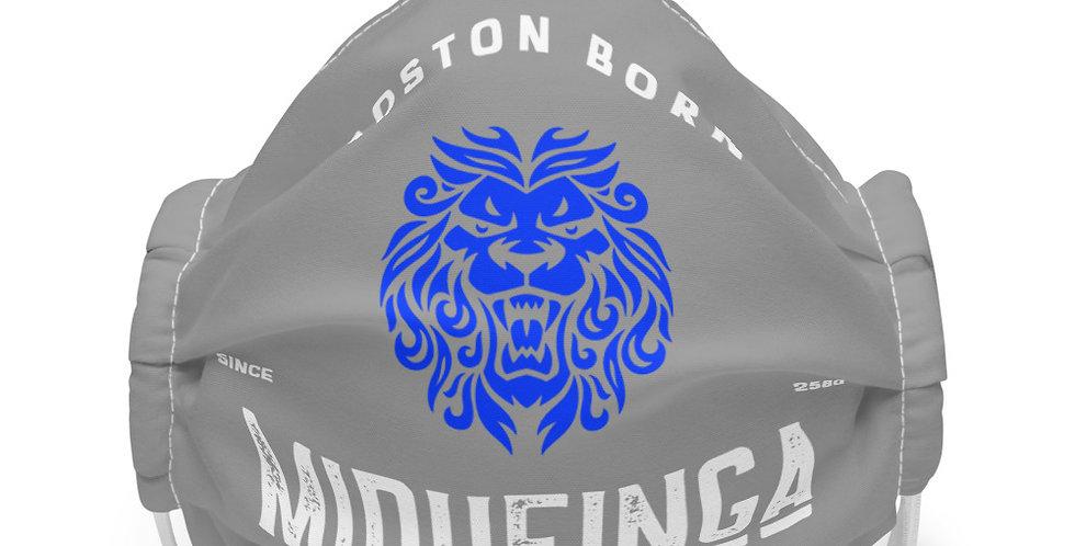 Brand Logo Face Mask