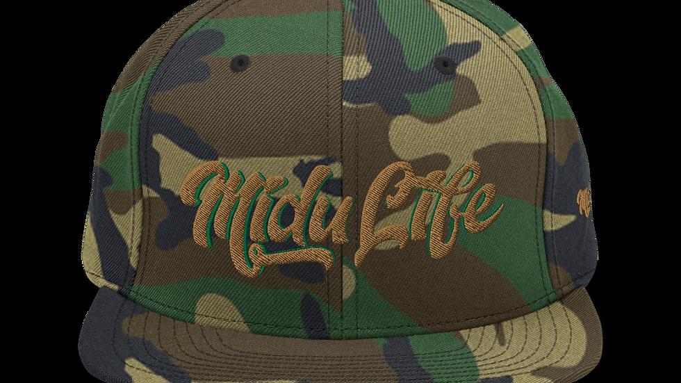 MiduLife Snapback Hat