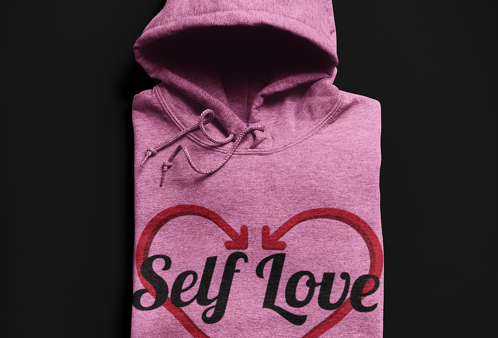 Queen Self Love Hoodie