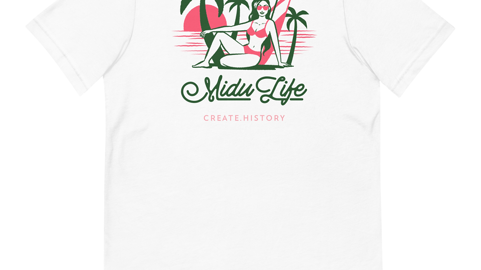 MiduLife Vacation T-Shirt