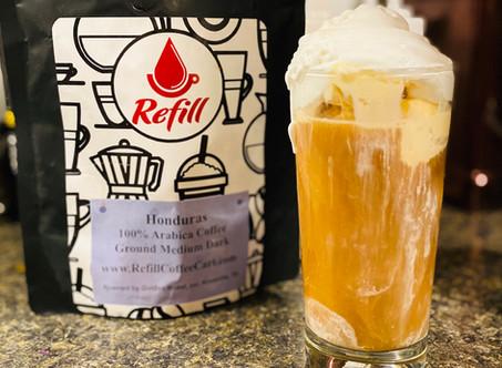 Coffee & Ice Cream Recipe Experiment