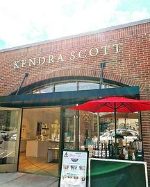 Refill Coffee Cart at Kendra Scott for a customer appreciate event.
