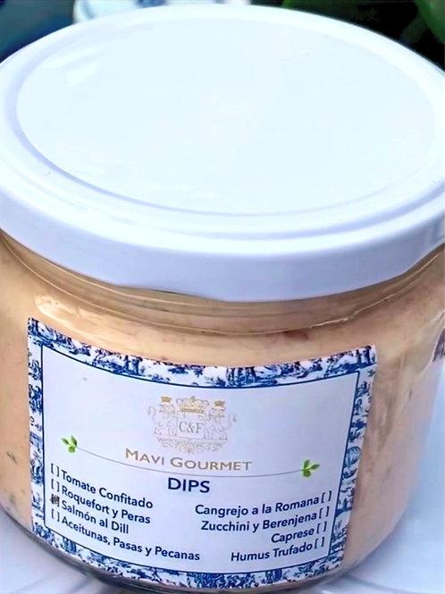 Dip de Salmón al Dill (350 gramos)