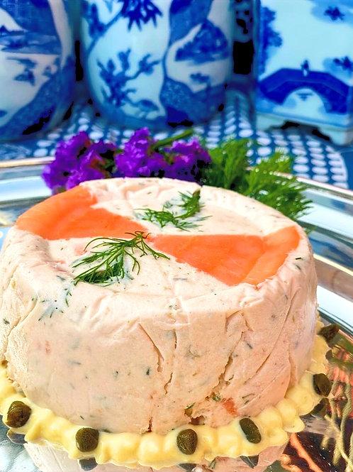 Mousse de Salmón (350 gramos)