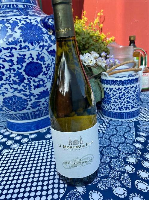 J. Moreau & Fils, Chardonnay
