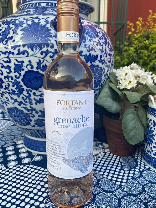 Terroir Littoral, Grenache (Rose)
