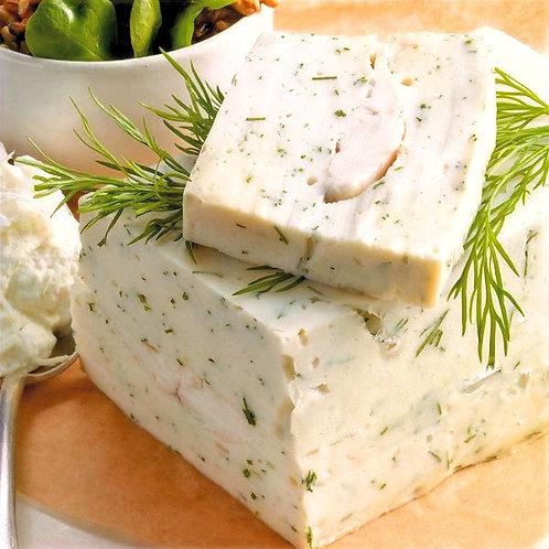 Mousse de Roquefort con Pecanas (350 gramos)