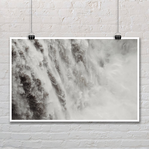 Waterfall - Photo Printable