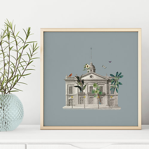 House - Art Print