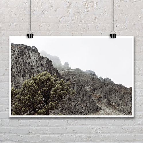 El Nevado - Photo Printable