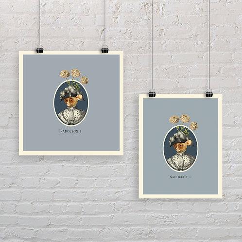 Napoleon I - Art Print