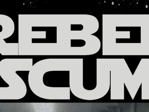 REBEL SCUM is Going to Print!