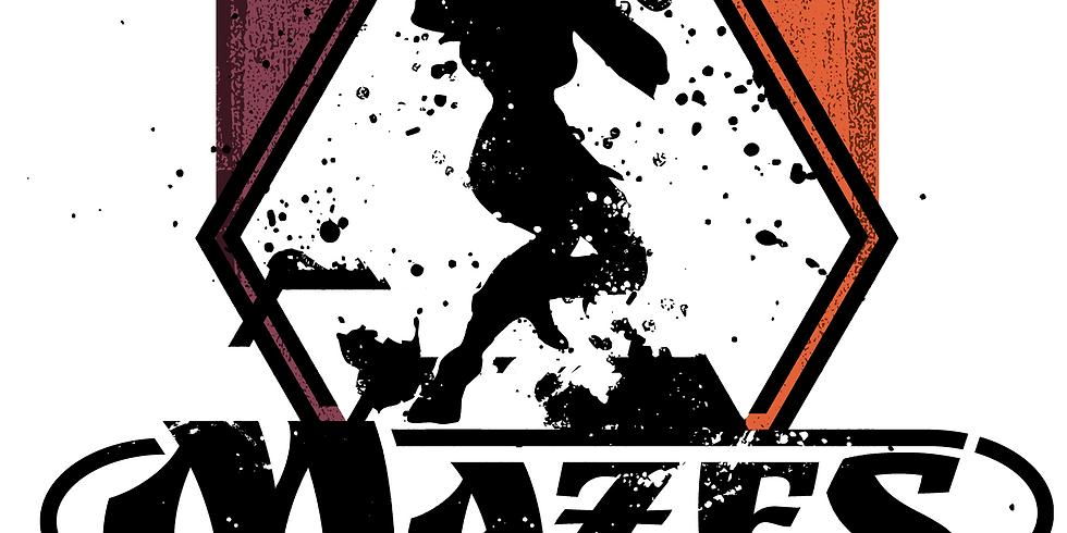 Mazes - The Modern Fantasy RPG