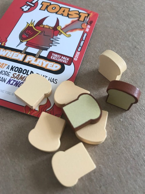 Knuckle Sammich Upgrade Pack - TOAST!