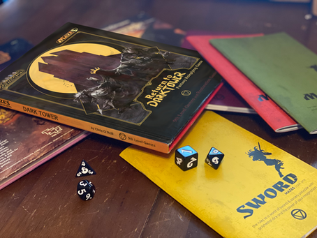 9th Level Games to Publish Return to Dark Tower Roleplaying Game