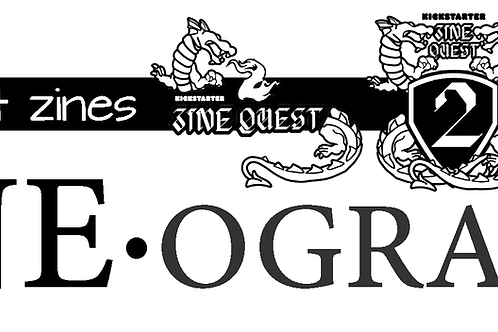 Zine Quest Zineography
