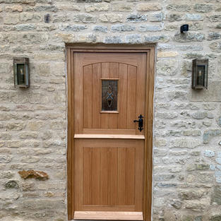 Fitted Door And Frame