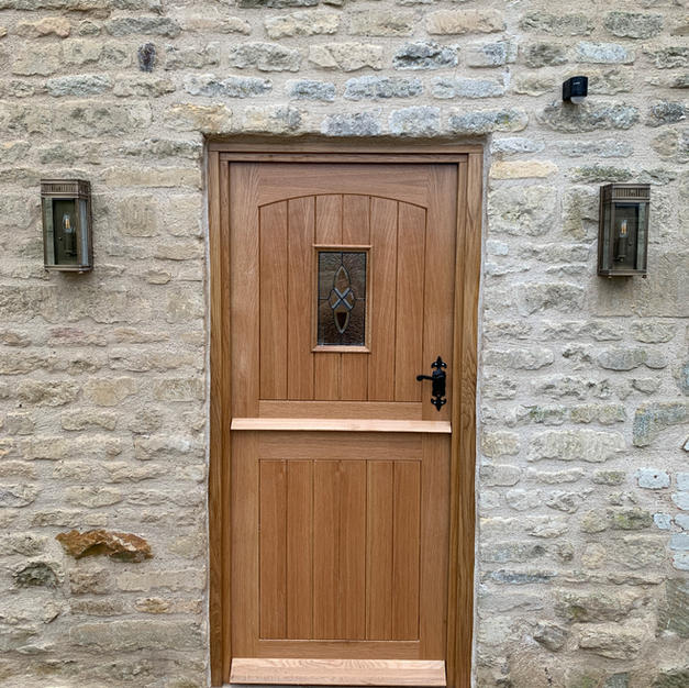 Fitted Door And Frame.JPG
