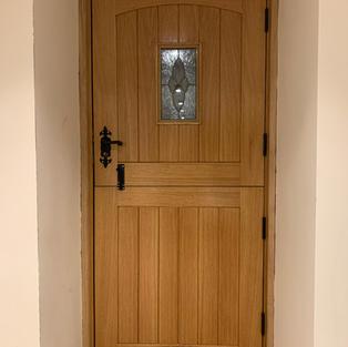 Stable Door Style