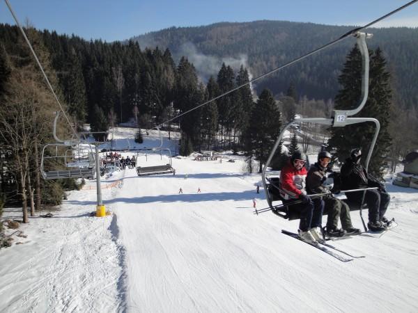 Skiareál Bublava