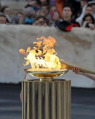 La-antorcha-Olímpica-de-los-Juegos-Olímp