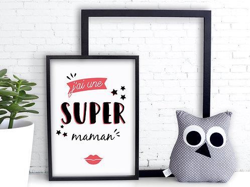 Super Maman & Super Papa.